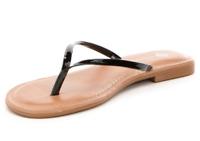 NWB Antonio Melani Thong Casual sandal 7.0M-7.5M-8.0M Black/Tan/Blue/Gold/silver