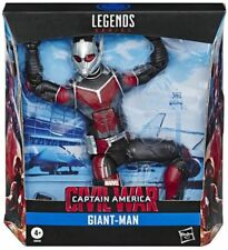 "Marvel Legends Series Build-A-Figure Deluxe 6"" Scale Collectible"