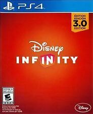 Disney Infinity (3.0 Edition) (Sony PlayStation 4, 2015) NEW sealed game only
