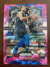 Luka Doncic 2019-20 Panini Prizm Basketball Pink Cracked Ice Refractor🔥Mint #75