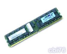 Mémoire 2GO/GB DDR PC2-3200R-333-12-J0 CL3 ECC REG SQP 400MHZ HP xw6200