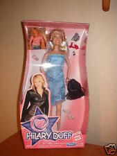 "12"" HILARY DUFF FASHION DOLL PLAYMATES 2004"