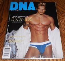 DNA Magazine #146 RICK DAY Bombshell Blonds Mardi Gras For Boys Shirtless Hunks
