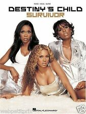 Destiny's Child - Survivor   -  ALBUM /CD - OCCASION
