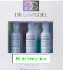 Dr. Grandel Nutri Sensation ampoule 24 x 3 ml. Regenerates, Nourishes Strengthen