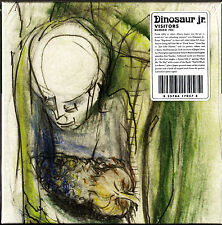 "5 x 7"" BOX DINOSAUR JR visitors LIMITED 45 COMPILATION US 2014 RSD SEALED MINT"