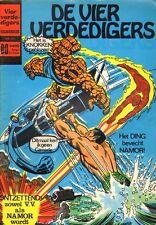 VIER VERDEDIGERS CLASSICS 53 - OORLOG MET ATLANTIS  (1972)