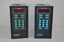 Lot of 2 Contrex & Fenner M-Track Controllers Product# 3200-1740