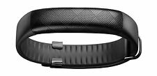 UP2 by Jawbone Activity & Sleep Tracker, Black Diamond, Classic Flat Strap