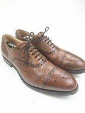 Church' Toronto Brown Cap Toe Oxford Shoes Sz 9.5 UK 10 US