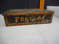 Vintage Portage Mild Tobacco Tin