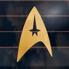 Star Trek Starfleet Insignia Car Sticker 115mm