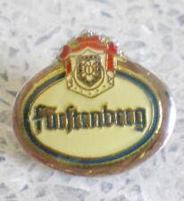 FÜRSTENBERG BIER PIN-HIER ALTER LOGO PIN-ca :2 x 1,8 cm-FÜRSTENBERG-TOP-BI 761