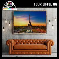 POSTER TORRE TOUR EIFFEL 06 PARIGI FRANCIA CARTA FOTOGRAFICA 35x50 50x70 70x100
