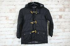 Barbour FibreDown Black Jacket size S6/7