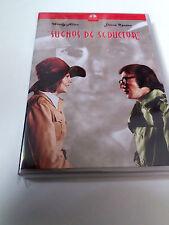 """DVD """"SUEÑOS DE UN SEDUCTOR"""" COMO NUEVA WOODY ALLEN DIANE KEATON HERBERT ROSS"""