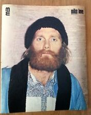 BEACH BOYS 'Mike in a wooly hat'  magazine PHOTO/Poster/clipping 12x10 inches