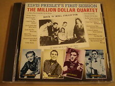 CD / ELVIS PRESLEY - ELVIS PRESLEY'S FIRST SESSION THE MILLION DOLLAR QUARTET