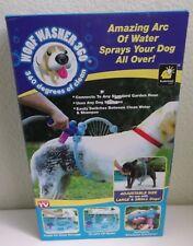 Woof Washer 360 Pet Dog Bathing Adjustable Ring Cleaner