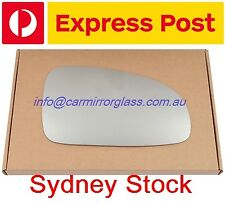 RIGHT DRIVER SIDE MIRROR GLASS FOR HOLDEN BARINA TK 12/2005 - 06/2008