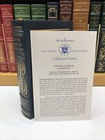 Easton Press Library of the Presidents ~ In the Days of McKinley ~Margaret Leech