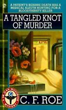A Tangled Knot of Murder (Dr. Jean Montrose Mystery)