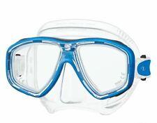 Tusa Freedom Ceos Mask Scuba Diving, FreeDiving, Snorkeling FT Blue M-212-FB