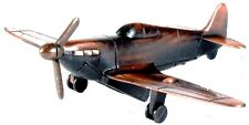 Spitfire Fighter Plane Die Cast Metal Collectible Pencil Sharpener