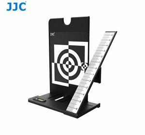 JJC ACA-01 Autofocus Calibration Aid focus test chart for AF Micro Fine Tune