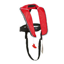 Eyson Red Inflatable Life Vest Adult Classic Automatic Inflatable Life Jacket