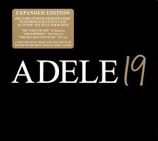 Adele 19 Expanded edition CD NEW
