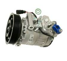 Mercedes W221 CL600 W216 S350 A/C Compressor With Clutch O.E.M Denso 4711588 NEW