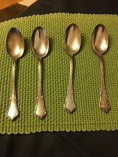 Villeroy&Boch 4 Table Spoons Made In Germany Very Good Condition