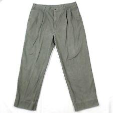VTG Dockers Men's Classic Fit Casual Khaki Trousers Straight Leg 40 x 30 Inseam
