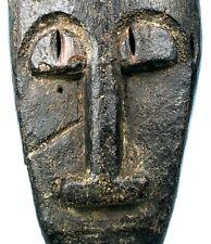 Art African - Antique & Authentic Mask Fetish Pasport Baoulé - 22 CMS