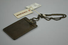 DIESEL ANECKI Unisex Wallet Mobile phone pocket Coins Pouch Leather