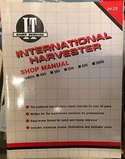 International Harvester IH-25, Models 460, 560, 606, 660, 2606  1964