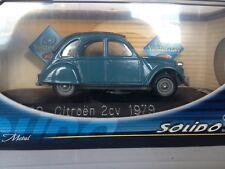 Solido 1:43 Citroen 2CV 1979 1820
