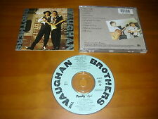 THE VAUGHAN BROTHERS: FAMILY STYLE / 1990 EPIC MUSIC CD!