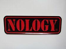Nology Performance Sticker Decal New Drag Race Car Hot Rat Rod Toolbox Mechanic