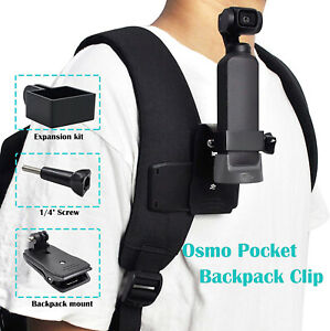 For Dji Osmo Pocket Expansion Bracket Mount Adapter Handheld Gimbal Accessories