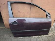 VW Polo 9N Tür 3 Türen  Rechts Lila LC3W