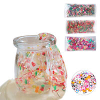 Soft Clay Fruit Slices SoftScented Stress Relief Toy Sludge Toys For Slime Toys
