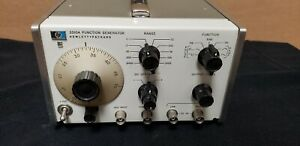 Hewlett Packard Function Generator 3310A