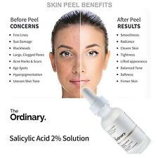 The Ordinary Salicylic Acid 2% Solution Anti-Aging Acne Essence Original 30mL