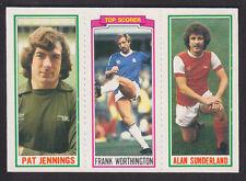 Topps - Footballers (Blue Back) 1981 - # 1 4 146 Arsenal Birmingham