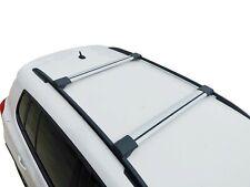 Aero Alloy Roof Rack Slim Cross Bar for Volkswagen Tiguan 09-16 Alloy Lockable