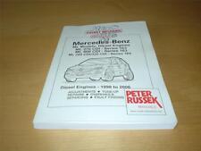 MERCEDES M CLASS W163 DIESEL ML 230 270 280 320 350 430 Owners Manual Handbook