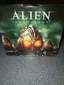Alien Anthology 6 X Blu Ray Collection Fold Out Boxset Region B Science Fiction