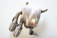 Porsche 95B Macan Diesel Nachschalldämpfer Auspuff Abgasanlage 95B253611D L1